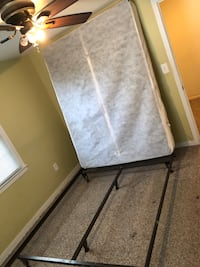 Queen Box Spring and Queen Frame (Great Condition) Washington, 20020