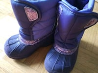 Like new condition size 8 toddler boots Markham, L6C