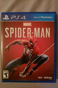 Spider-Man PS4 Downey, 90241