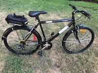 Raleigh C200 Hybrid Urban Bike Medium Frame Excellent Condition Used a few times only Mont-Royal, H3R 1G7