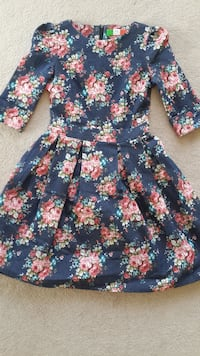 Ladies dress from Italy NWOT