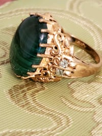 African Malachite Ring Gainesville, 20155