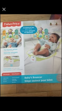 BNIB Fisher Price Baby Bouncer Vaughan, L4L 9S8