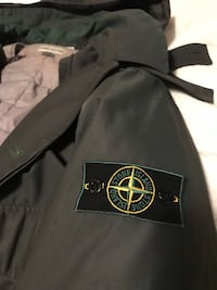 Vintage Stone Island Winter Trench Coat - army green w/ special fabric Richmond Hill, L4C 3C7