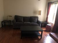 3 Table with Sofa CENTREVILLE