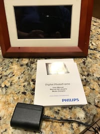 Philips Digital Photo Frame Melbourne, 32940