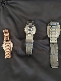 2 men's and 1 women's watch  Fairfax, 22033