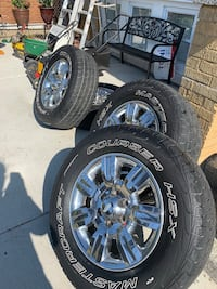 Tires for ford Set of 4