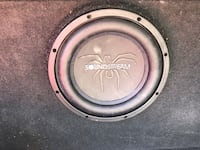 "Soundstream  subwoofer 10"" Visalia, 93291"