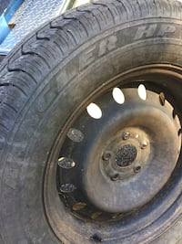TRUCK TIRE AND RIM Folsom, 70437