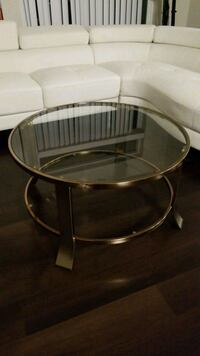 Brand New Glass Center/Coffee Table Watertown, 02472