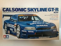 Price Reduction! Tamiya Calsonic Skyline GT-R R34 Toronto