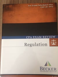 CPA Exam Review - Becker Centreville
