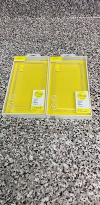 iPhone X's max clear cases $15 each  Toronto, M4H 1L1