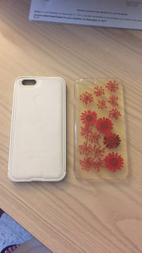 Two iphone 6 cases Ottawa, K1R