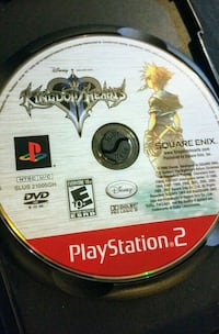 Sony PS2 Kingdom Hearts 2 New Westminster, V3M 3Y3