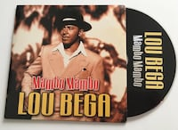 Lou bega, mambo mambo cd single Saint-Laurent-Blangy, 62223