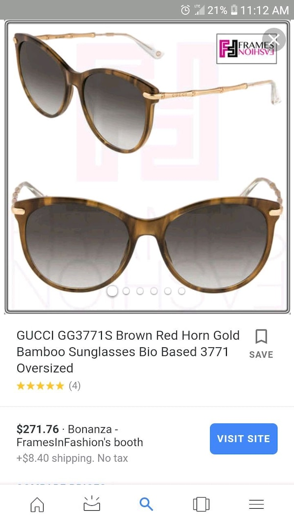 34516b51bab5 Used Gucci Sunglasses womens for sale in Gilbert - letgo