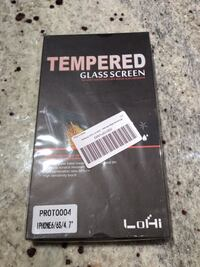 Tempered Glass Screen protector 2PACK for iPhone 6/6s