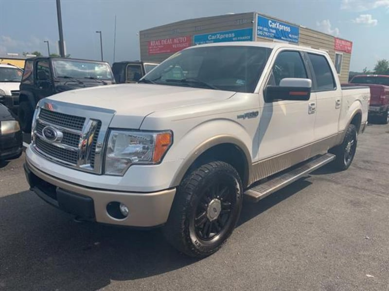 2012 Ford F-150 0