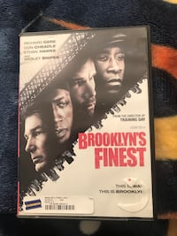DVD Movie Brooklyn's Finest Santa Paula, 93060