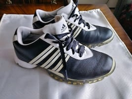 Adidas football shoes, size 37.5