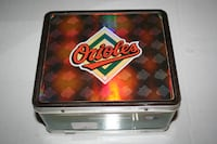 orioles lunch box Columbia