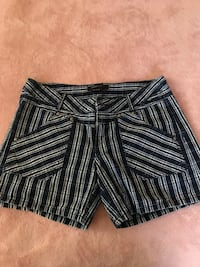 black and white striped shorts Fort Pierce, 34982