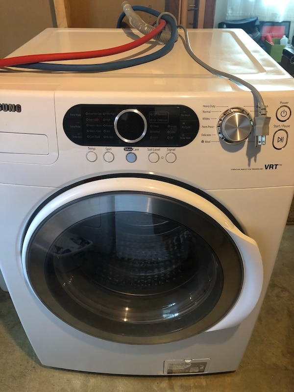 Used Samsung Washing Machine for Parts or Repair