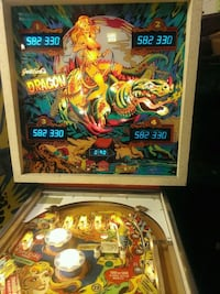 Pinball Machine Service Peterborough, K9L 1M8