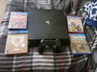 Playstation 4 Pro Bundle Rosedale, 21237