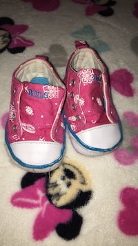 Baby Polo Tenny shoes size 2