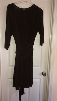 women's black long-sleeved dress Houston, 77095