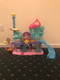 Vtech Go! Smart friends shimmering seashell castle Ellicott City, 21042