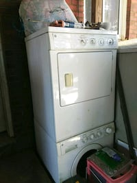 white front-load clothes washer Norfolk, 23518