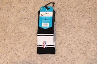 Stance Fusion Basketball Men's Large (9-12) NBA On Court Socks San Diego, 92108