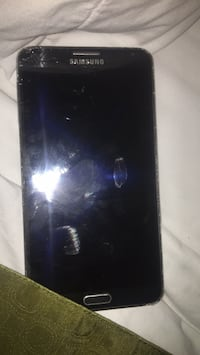 black Samsung Galaxy Android smartphone Mississauga, L5T 2W4