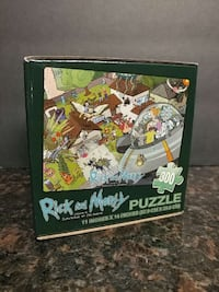Rick and Morty 300 piece puzzle Portsmouth, 23701