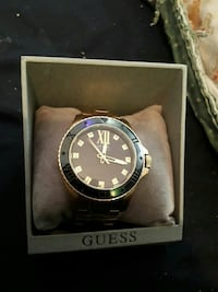 Guess watch gold plated  Victoria, V9A 1K7
