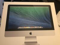 "New iMac w/21.5"" (Never opened)"