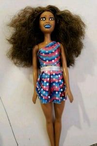 Hand painted barbie Charles Town, 25414