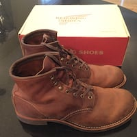 Red Wing Boots New 11.5 Falls Church, 22043