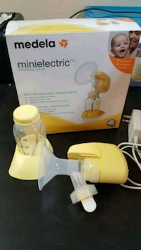 Madela minielectric breast pump Laval, H7K