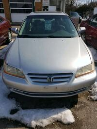2001 Honda - Accord 3200.00 certified and etested Delhi