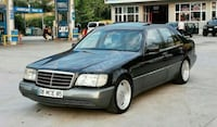 Mercedes - S - 1993 İssume Mahallesi