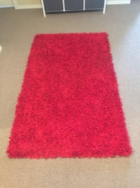 red and yellow area rug Kelowna, V1X 2G4