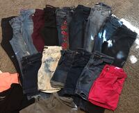Size 8/10 girls clothes Midwest City, 73110