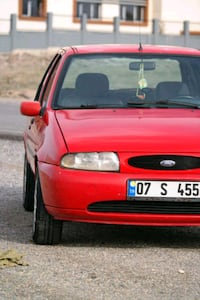 1997 Ford Fiesta 1.25I FLAIR