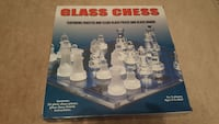 Glass Chess  Vaughan