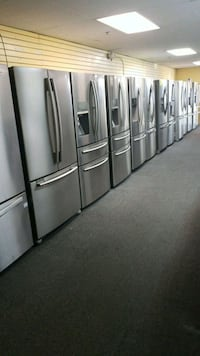 French door stainless steel refrigerator in excell Baltimore